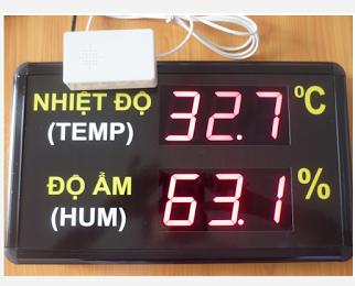 Đồng hồ nhiệt ẩm AT-THMT-S ATPRO
