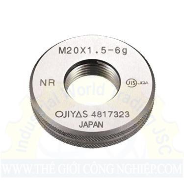 Dưỡng kiểm ren dạng vòng M12P1.25 GRIRII Ojiyas