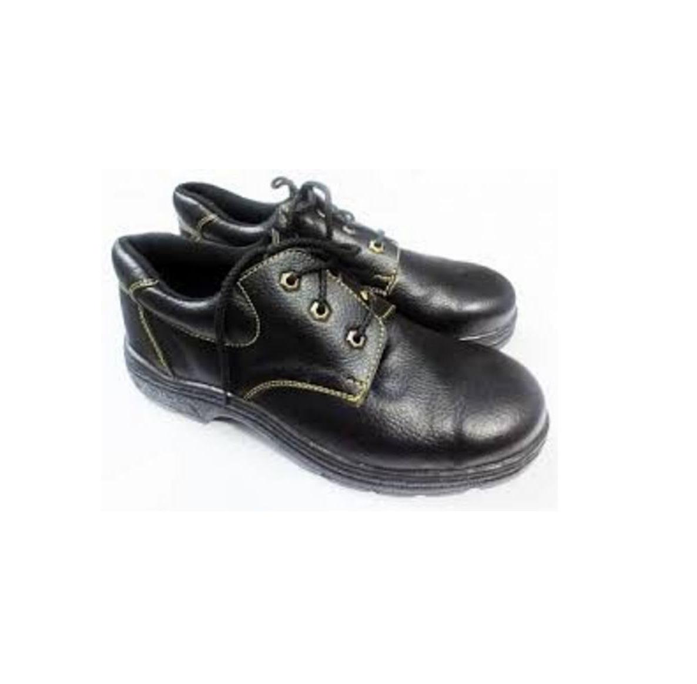 Giày ABC1 size 41 3 nút si đồng, chỉ vàng A 08-02 size 41 ABC