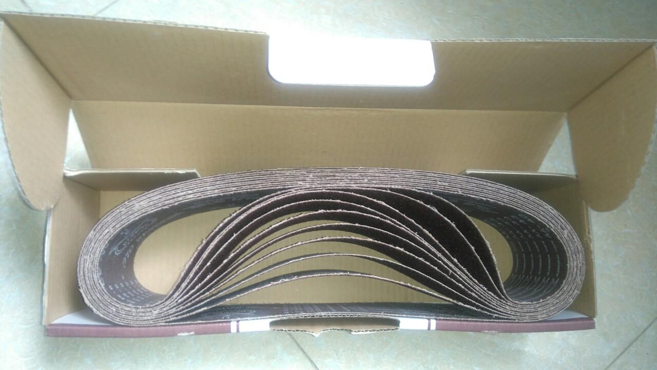 Giấy mài băng tải W100 x L915 #40 Herzog