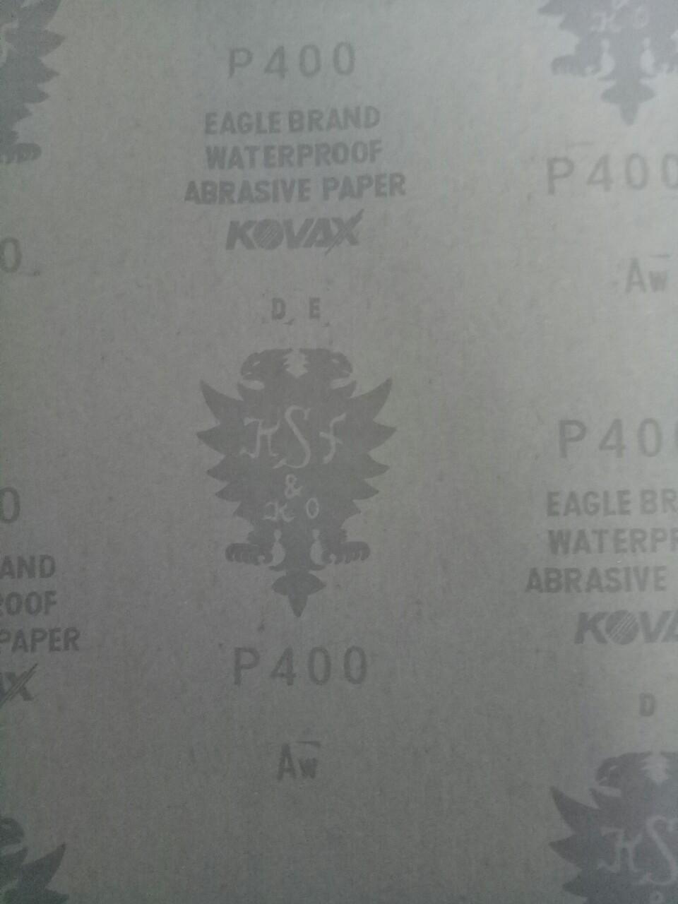 Giấy nhám P400 KOVAX