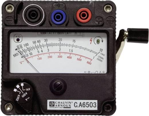 Máy đo điện trở cách điện quay tay  C.A 6503 ChauvinArnoux