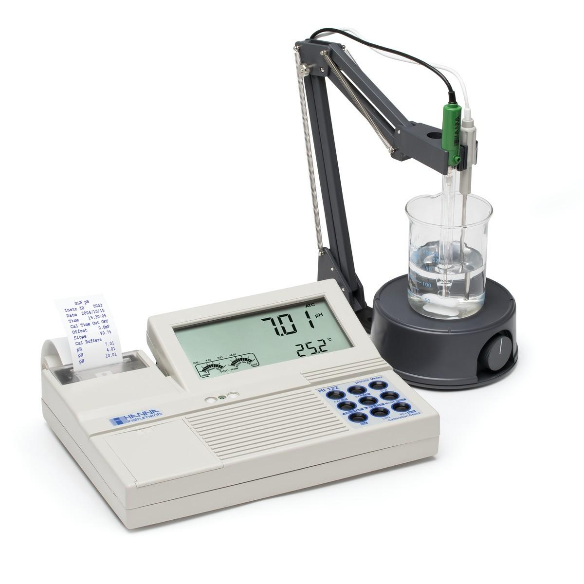 Máy đo pH/ORP để bàn HI122-02 Hanna