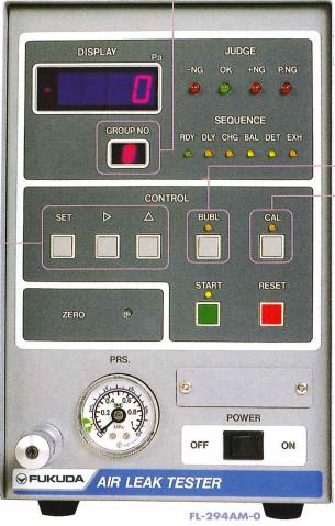 Máy khiểm tra khí rò rỉ FL-293V-0G Fukuda