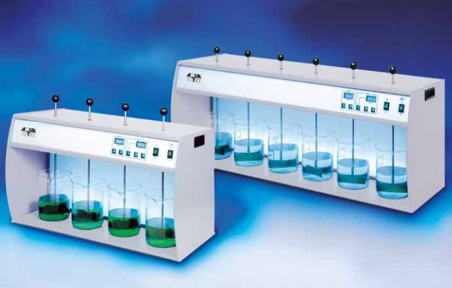 Máy khuấy Jar test AL40 AQUALYTIC