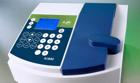 Máy quang phổ phân tích nước AL800 AQUALYTIC