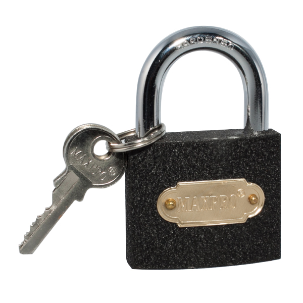 Ổ khóa đen 77958 size 63mm 366 MAXPRO