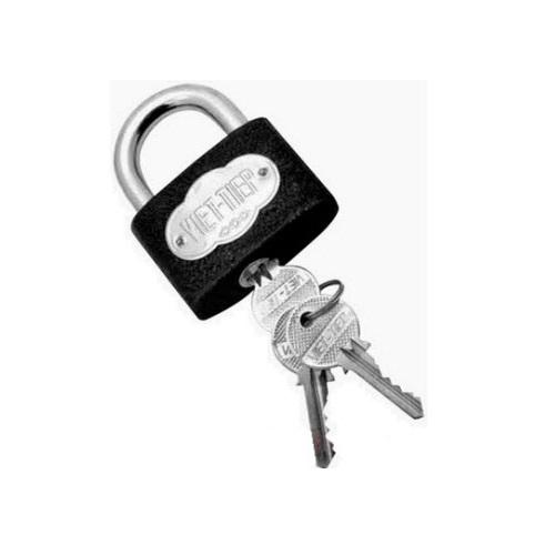 Ổ khóa đen bấm 6F 1466/63 Viettiep
