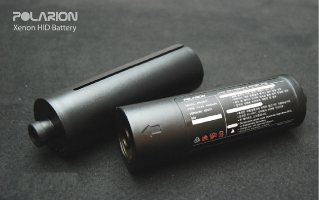 Pin dùng cho đèn PS-NP1 model PS-B8-P Polarion