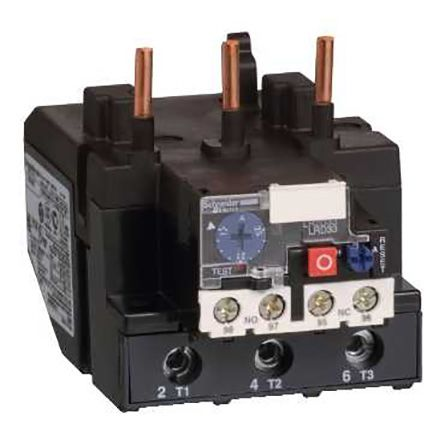 Relay nhiệt  LRE06N schneider-electric
