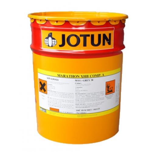 Sơn chống rỉ epoxy 2 thành phần RAL3000 JOTUN
