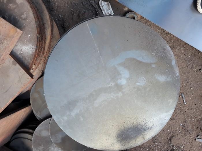 Thép tấm tròn ct3 ø200 mm x ø330 x 100 mm TGCN-30129 VietnamSteels