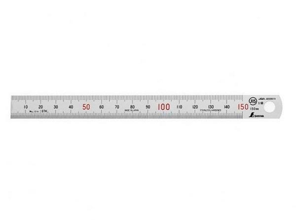 Thước lá 150 mm ST-150 NIIGATA