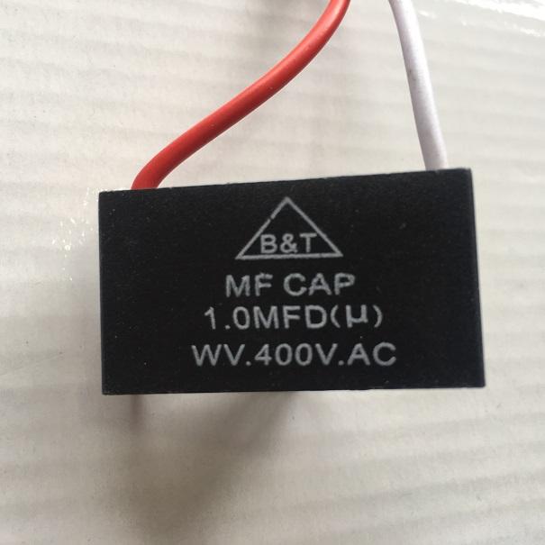 Tụ điện K3 1.0 MF 400V TGCN-30363 VietnamElectricity