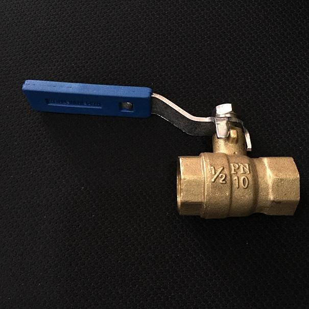 Van bi gạt MBV 21mm ( 1/2 inch)  PN10 ½ MBV MIHA