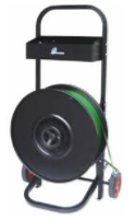Xe đẩy cuộn dây đai nhựa DM200 Macroleague