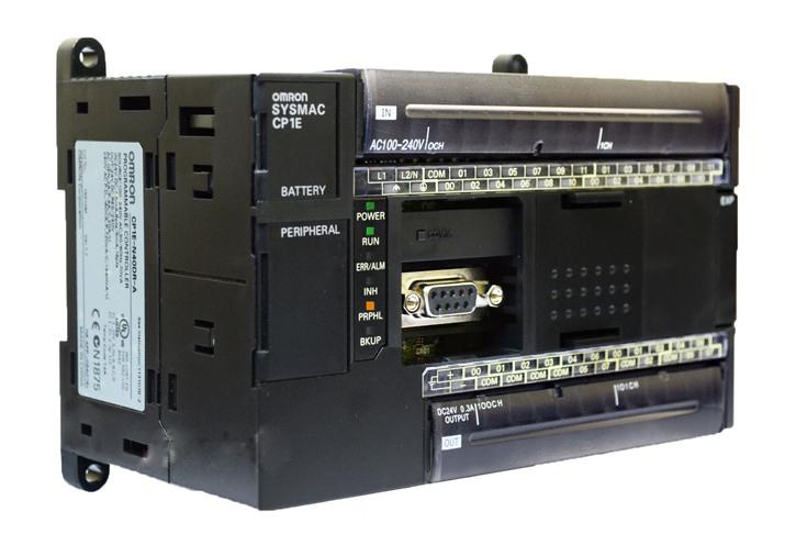 Bộ điều khiển lập trình CP1E-N40DR-A Omron