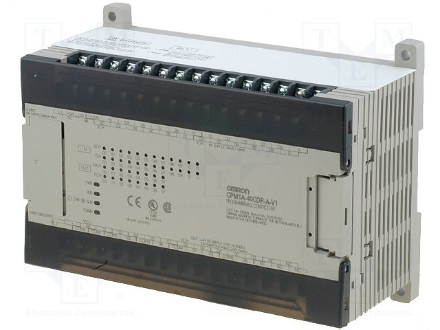 Bộ điều khiển lập trình CPM1A-40CDR-A-V1 Omron