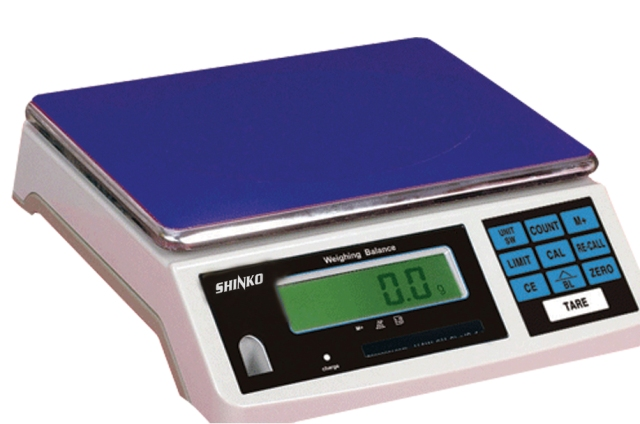 Cân điện tử 10kg DJW SHINKO