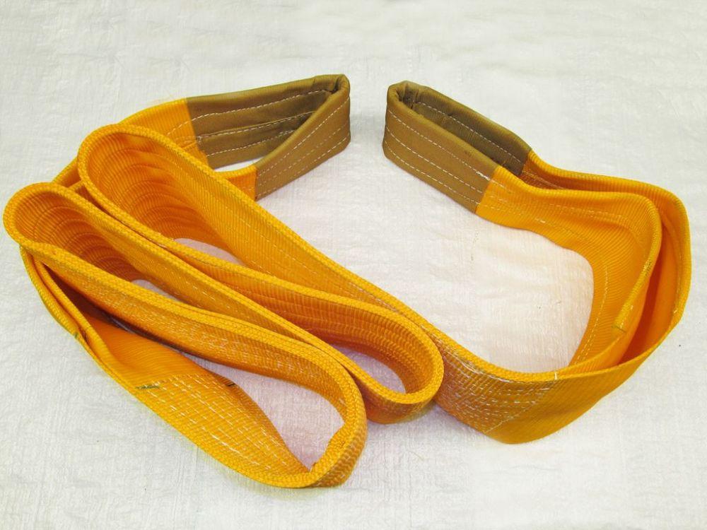 Cáp vải cẩu hàng loại 3 tấn TGCN-30889 Myung-sung