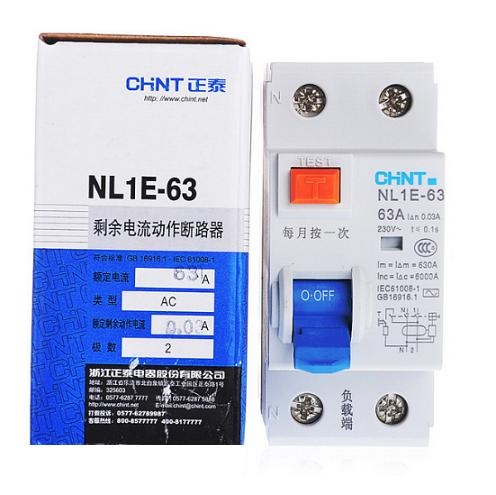 Cầu dao tự động NL1E-63 Chint