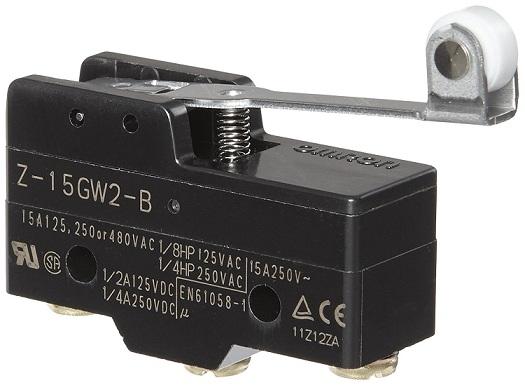 Công tắc hành trình Z-15GW2-B Omron
