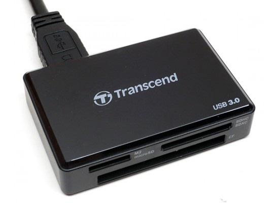Đầu đọc thẻ nhớ F8K Transcend