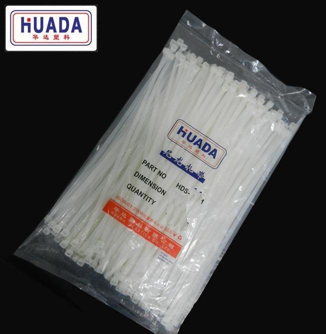 Dây rút nhựa màu trắng 10mm x 650mm TGCN-30880 VietnamMaterials