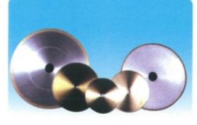 Đĩa cắt kim cương CBN125X0.5 Herzog
