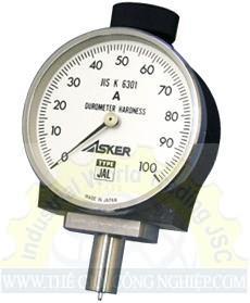 Đồng hồ  đo độ cứng cao su JAL Asker