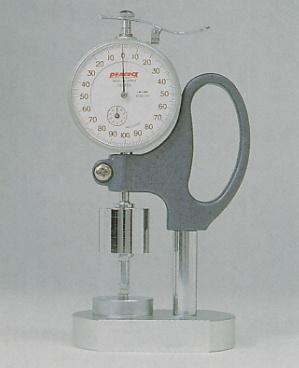 Đồng hồ đo độ dày kèm đế chân FFG-3 PEACOCK