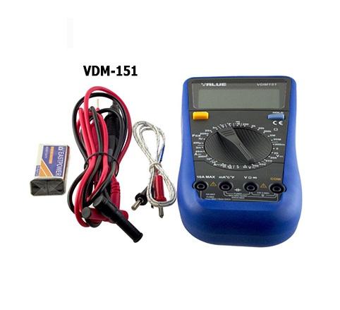 Đồng hồ vạn năng VDM-151 Value