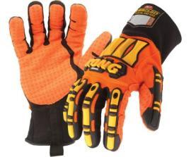 Găng tay chống va đập KONG TGCN-30985 Ironclad