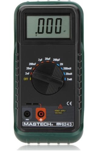 Hiệu chuẩn thiết bị đo điện dung MY6243- CALIBRATION MASTECH