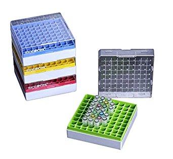 Hộp trữ lạnh 81 vị trí 90-9009 BIOLOGIX