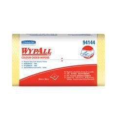 Khăn lau Wypall Colour Coded Regular SSH màu vàng 94144 Kimberly-clark