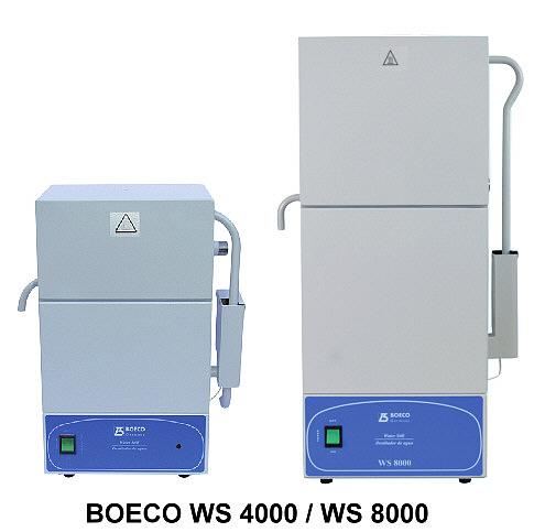 Máy cất nước 1 lần WS 8000 Boeco