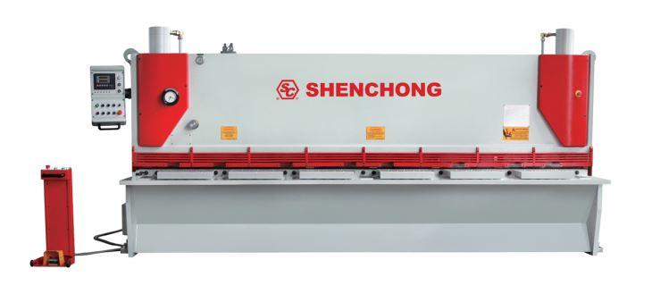 Máy cắt thép tấm QC11Y-8x2500 SHENCHONG