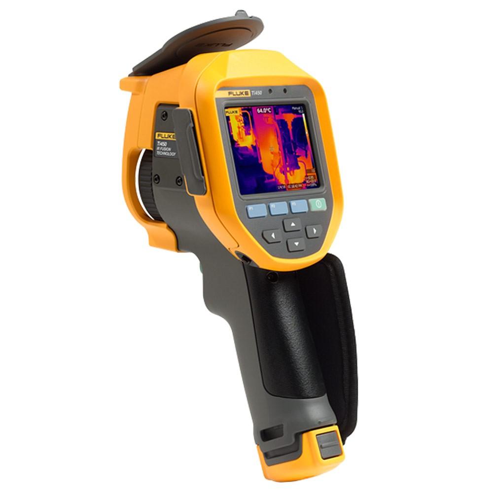 Máy chụp ảnh nhiệt Ti450 Fluke