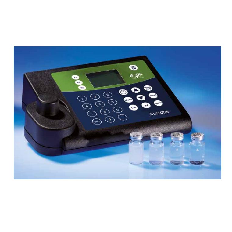 Máy đo độ đục AL450T-IR AQUALYTIC