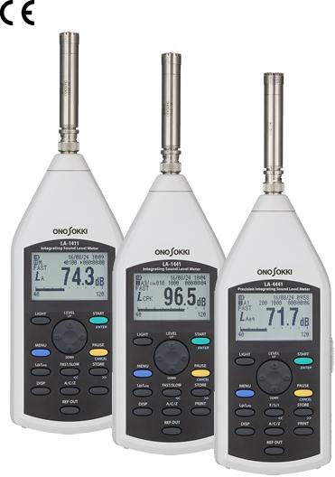Máy đo độ ồn  LA-1411 Ono sokki