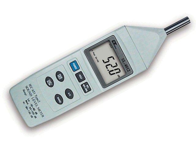 Máy đo độ ồn SL-4012 LUTRON