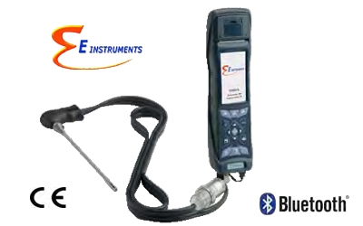 Máy đo khí thải công nghiệp E4500-C EINSTRUMENT
