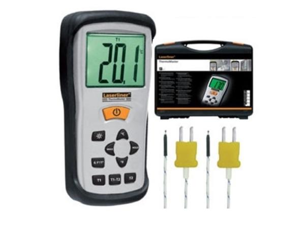 Máy đo nhiệt độ tiếp xúc 2 kênh 082-035A LASERLINER
