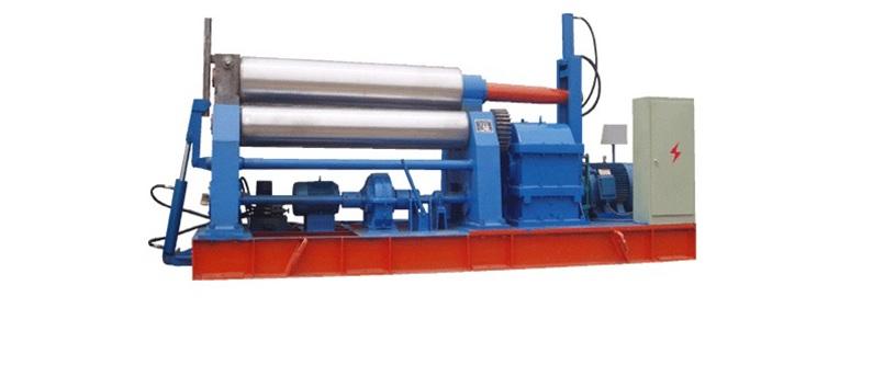Máy lốc tôn thủy lực 3 trục W11-10x2500 NANTONG