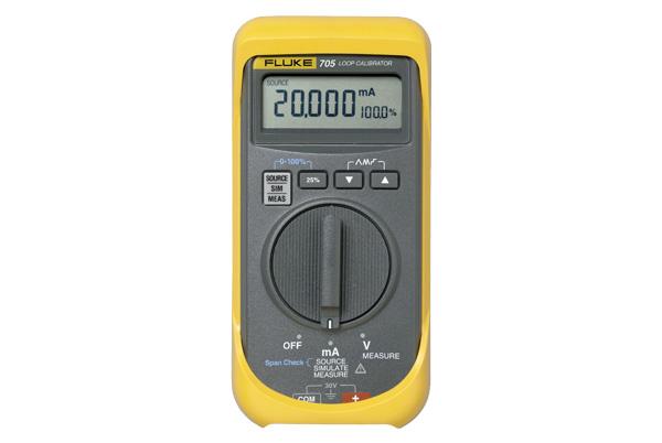 Máy phát điện áp và dòng chuẩn 705 Fluke