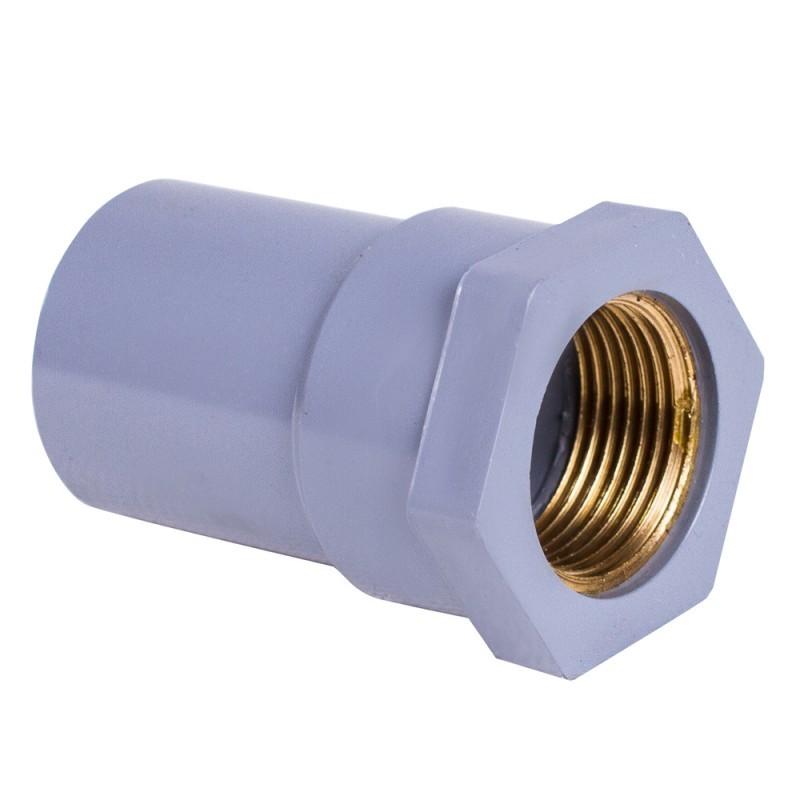 Nối PVC ren trong thau phi 27 TGCN-30952 NHUABINHMINH