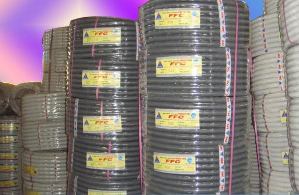 Ống ruột gà luồn dây điện phi 16 TGCN-31153 FFC