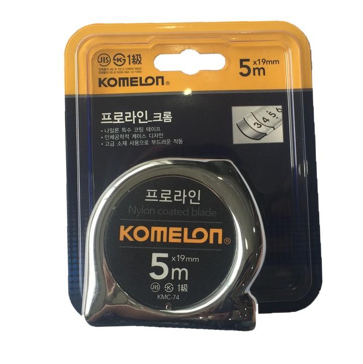 Thước dây KMC-74 (5m x 19mm) Komelon