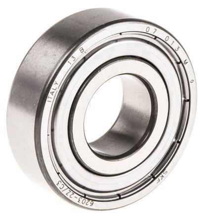 Vòng bi, bạc đạn 6203-2Z SKF